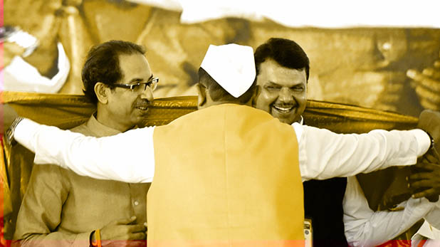 Maharashtra govt formation options, महाराष्ट्र: BJP का सरकार बनाने से इनकार, अब शिवसेना, कांग्रेस, NCP के सामने ये हैं विकल्प
