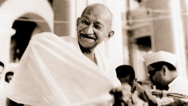 Mahatma Gandhi Dhoti, Mahatma Gandhi Shawl, Mahatma Gandhi in Hindi