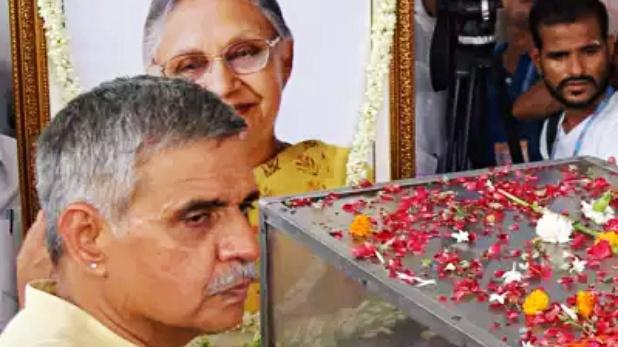 Sandeep Dixit, संदीप दीक्षित ने दिल्ली कांग्रेस प्रभारी पीसी चाको को लिखी चिट्ठी, ठहराया मां की मौत का जिम्मेदार