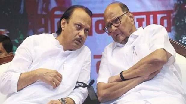 , महाराष्ट्र की राजनीति के चाणक्य शरद पवार पर भारी पड़े 'दादा' अजित पवार
