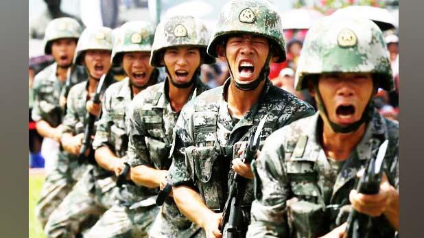 चीन आर्मी ट्रेनिंग, LAC के पास चीन का माइंड गेम, सैनिकों को दे रहा फायरिंग से लेकर ग्रेनेड फेंकने तक की ट्रेनिंग