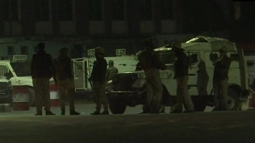 CRPF, terrorist, Terrorist attack, grenade attack
