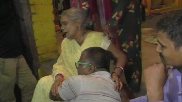 Kamlesh Tiwari Murder, 'अखिलेश राज में कोई मेरे लड़के को उंगली नहीं लगा पाया, योगी सरकार में मार डाला गया'