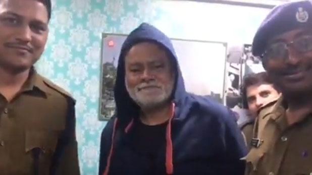 Sanjay Mishra Trend Video, मौका मिलते ही ट्रेन अटेंडेंट की सीट पर क्यों पसर गए संजय मिश्रा, देखें