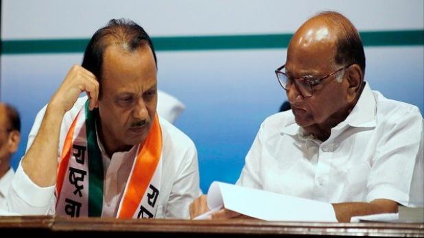 NCP Ajit Pawar, अजित पवार होंगे महाराष्ट्र के उप मुख्यमंत्री, शिवसेना को दिए जाएंगे 14 मंत्रिपद- सूत्र