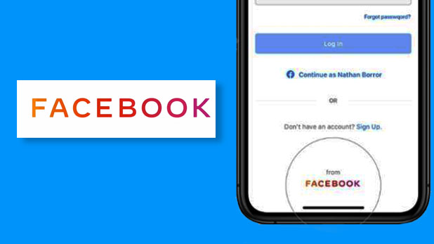 facebook introduced new logo, फेसबुक ने जारी किया नया LOGO, जानें क्या है वजह…
