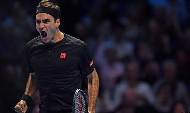 ATP Finals: Roger Federer beats Novak Djokovic