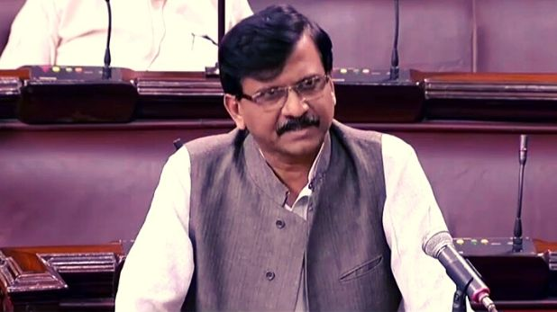Shiv Sena MP Parliament, संसद में विपक्ष में बैठेंगे शिवसेना के सांसद, संजय राउत बोले-NDA की बैठक में भी नहीं लेंगे हिस्सा