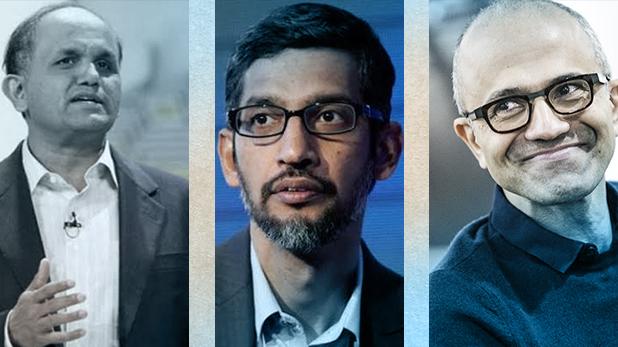 Satya Nadela Microsoft, माइक्रोसॉफ्ट सीईओ सत्या नडेला की सैलरी एक साल में 66% बढ़ी, मिले 306 करोड़ रुपए