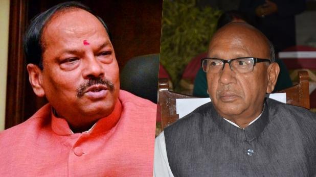 Jharkhand CM Raghuvar Das and Saryu Roy, झारखंड चुनाव 2019 : क्या हुआ जब मिले पुराने साथी सीएम रघुवर दास और सरयू राय ?
