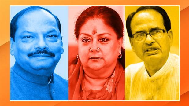 Jharkhand Assembly elections 2019, JharkhandResults: कांग्रेस वाली बीमारी बीजेपी को पड़ रही भारी