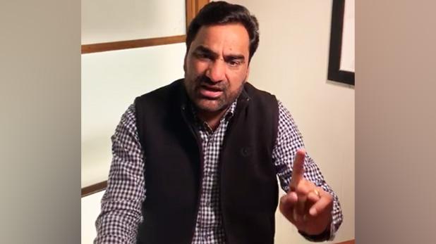 Hanuman Beniwal told CM Gehlot the script writer, हनुमान बेनीवाल ने CM गहलोत को बताया खरीद फरोख्त का स्क्रिप्ट राइटर, कहा- पायलट को बना रहे खलनायक