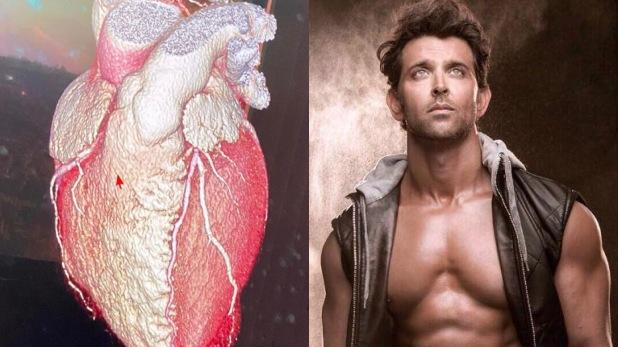 actor hrithik roshan, ऋतिक रोशन ने दिखाया अपना 'दिल', बोले- कितने कमजोर हैं हम सब
