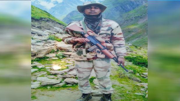 itbp Jawan Shot Dead, दुश्मन की गोली न भेद पाई सीना, साथी ने ली जान, ITBP जवान के घर पसरा मातम