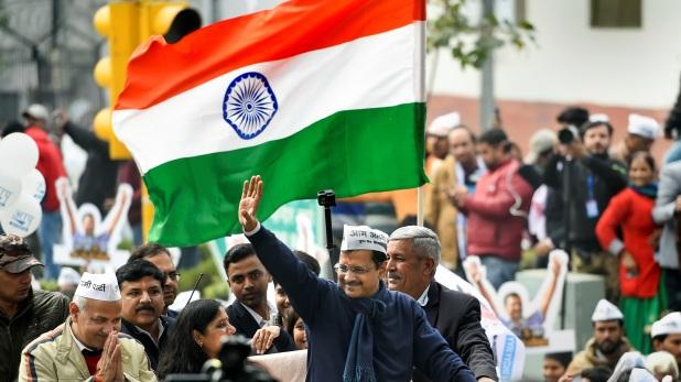 Delhi Election Result Manish Sisodia, Delhi Election: अरविंद केजरीवाल के साथ मंच पर क्यों नहीं दिखे डिप्टी सीएम मनीष सिसोदिया?