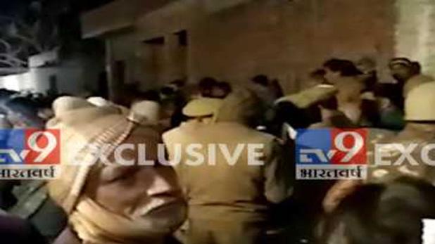 Farrukhabad Firing, बच्चों के रोने की आवाज सुन पहुंचे पड़ोसी, मनाने पहुंचा दोस्त तो उस पर भी दागी गोली