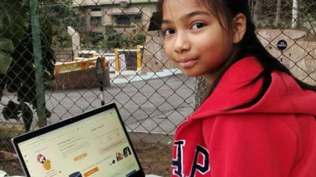 Shilong Girl Develops Mobile App to complain Bullying, नौ साल की इस बच्ची को स्कूल में चिढ़ाते थे साथी, गुमनाम रहते हुए शिकायत कर सकें – बना डाली ऐसी एप