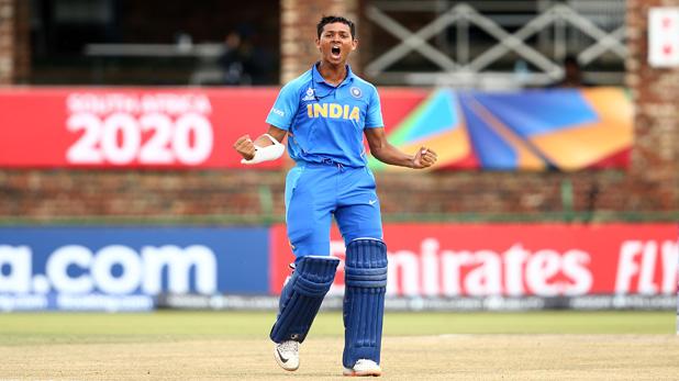 yashasvi jaiswal hero of ICC U-19 World Cup semifinal once sold Gol Gappas on streets, कभी सड़कों पर बेचे थे गोलगप्पे, अब सेमीफाइनल में शतकवीर बन भारत को पहुंचाया वर्ल्ड कप फाइनल में