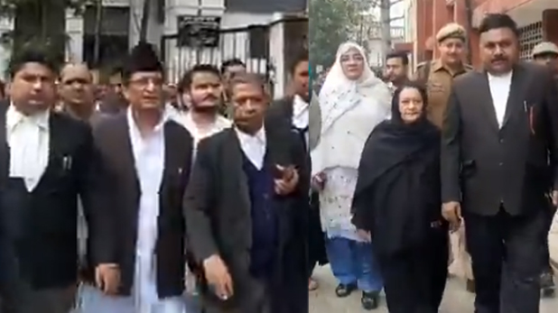 Rampur MP Azam Khan, पत्नी-बेटे के साथ आजम खान को सीतापुर जेल किया गया शिफ्ट, सामने आया ये कारण