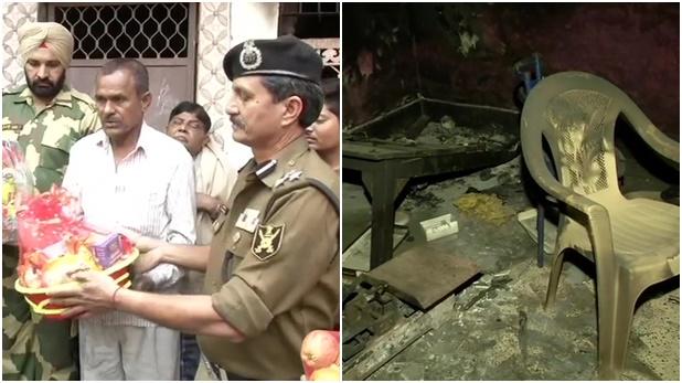 Delhi Violence BSF Mohammad Anees, दिल्ली हिंसा में तबाह हुआ मो. अनीस का घर, BSF ने कहा- हम बसाएंगे आपका आशियाना