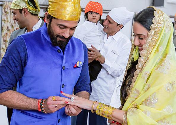 kamya punjabi engagement with boyfriend, काम्या पंजाबी ने बॉयफ्रेंड संग की सगाई, फोटो सोशल मीडिया पर वायरल
