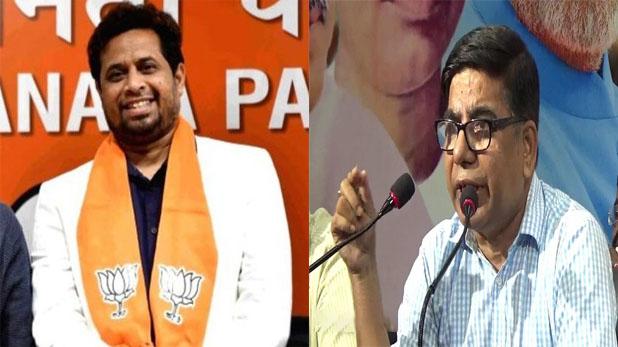 West Bengal Two BJP MPs detained by police, पश्चिम बंगाल: पार्टी कार्यकर्ताओं से मिलने जा रहे बीजेपी के दो सांसदों को पुलिस ने हिरासत में लिया