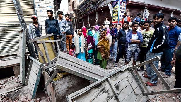 rth east delhi violence, दिल्ली दंगों की कहानी पुलिस की जुबानी…कब क्या हुआ?