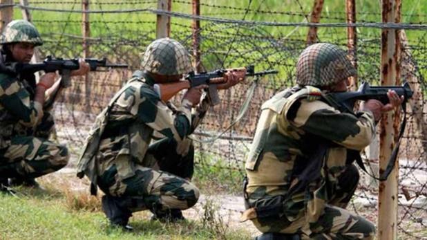 terrorist attack in Ganderbal, J&K: गांदरबल आतंकी हमले में दो BSF जवान शहीद, बडगाम में LeT के चार मददगार गिरफ्तार