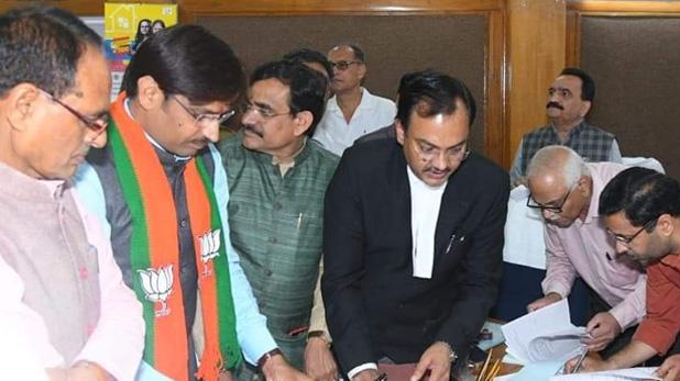 Sumer Singh Solanki Rajya Sabha, MP: बीजेपी के राज्यसभा उम्मीदवार सुमेर सिंह की हटी अड़चन, सरकारी नौकरी का इस्तीफा मंजूर