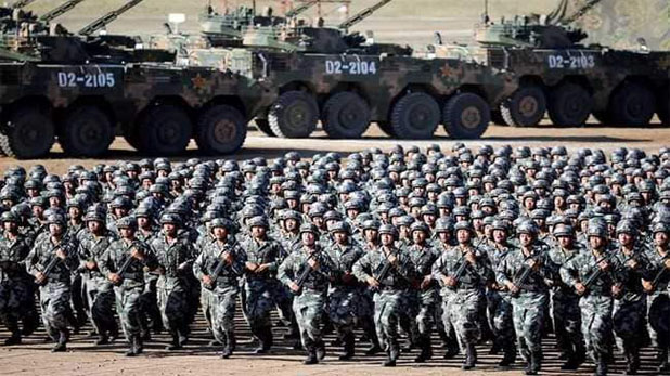 China puts defense budget 3 times more than India, Coronavirus के बीच चीन ने भारत से 3 गुना ज्यादा रखा डिफेंस बजट, 2 मिलियन कम देगा जॉब्स