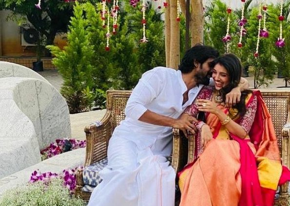 Rana Daggubati Engagement, PHOTOS: गर्लफ्रेंड मिहीका से की साउथ स्टार राणा दग्गूबाती ने सगाई, सर्दी में करेंगे शादी