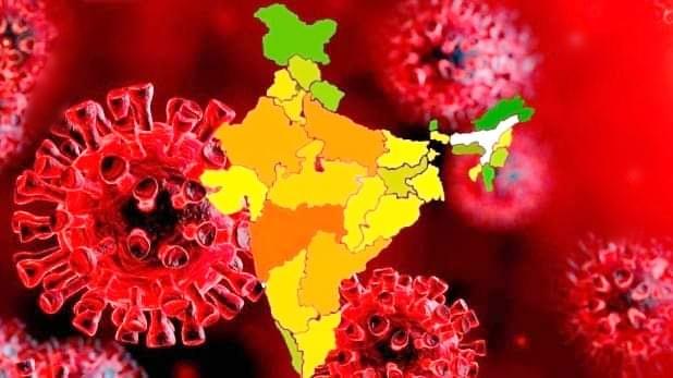Coronavirus 7 lakh to 8 lakh case in country, Coronavirus: तीन दिन में देश में 7 लाख से 8 लाख हुई मरीजों की संख्या, महाराष्ट्र में 24 घंटों में 7862 नए केस