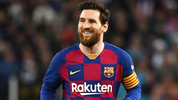lionel messi finish career at barcelona, बार्सिलोना क्लब का दावा- लियोनेल मेसी हमारे साथ ही खत्म करेंगे अपना करियर