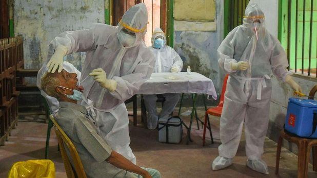 delhi rapid antigen test, दिल्ली सरकार ने रैपिड एंटीजन टेस्ट के लिए जारी किए आदेश, जानें किन लोगों की जरूर होगी जांच