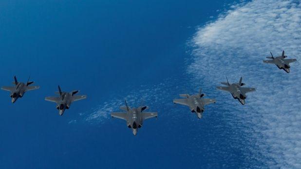 eye on china aggression, US की कोशिश- Asia Pacific में सिर न उठा पाए China, भारत समेत कई देशों को Fighter Jet ट्रेनिंग का ऑफर