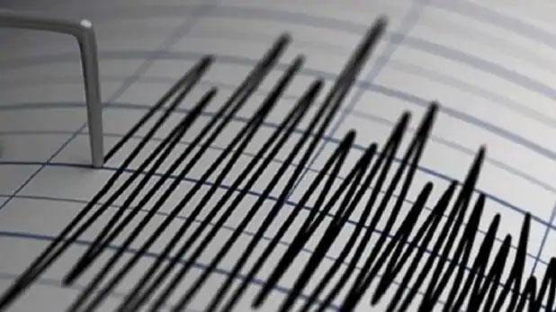 earthquake in Andaman and Nicobar island, अंडमान निकोबार में 4.7 तीव्रता का भूकंप, डिगलीपुर में रहा केंद्र