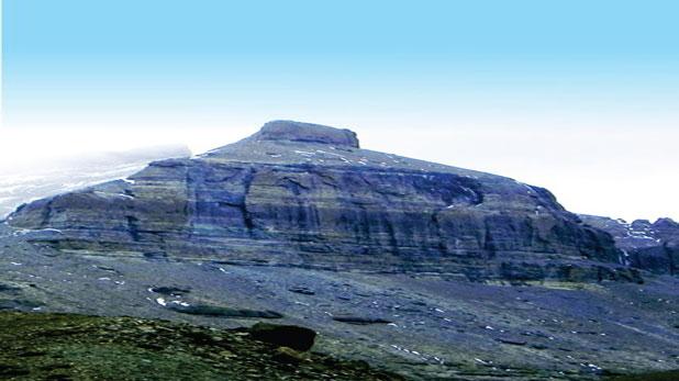 mount kailash and lake mansarovar, 18,000 फीट की ऊंचाई पर पन्ने के रंग जैसी झील है गौरी कुंड, बर्फ हटाकर करते हैं स्नान