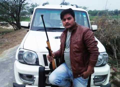 Amar Dubey killed encounter, विकास दुबे के राइट हैंड अभय दुबे की 29 जून को हुई थी शादी, 13 मामलों में था आरोपी