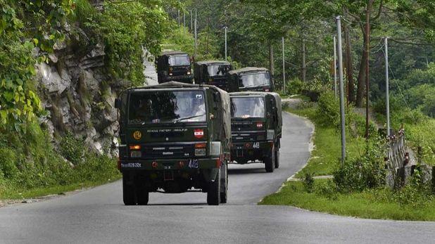 Intelligence Alert for security forces, खुफिया अलर्ट- 8 और 13 जुलाई को घाटी में किसी भी तरह के मूवमेंट से बचें सुरक्षाबल