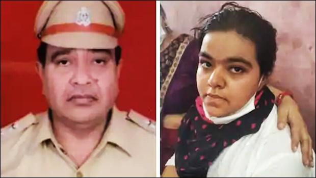 martyred DSP Devendra Kumar Mishra, Kanpur Encounter: शहीद DSP की बेटी ने कहा- बनूंगी पुलिस ऑफिसर, गैंगस्टर्स को लगाऊंगी ठिकाने