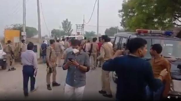 SO Vinay tiwari suspended, Kanpur Encounter केस में थाना प्रभारी सस्पेंड, IG ने कहा- मुखबिरी का शक सच हुआ तो होगी जेल