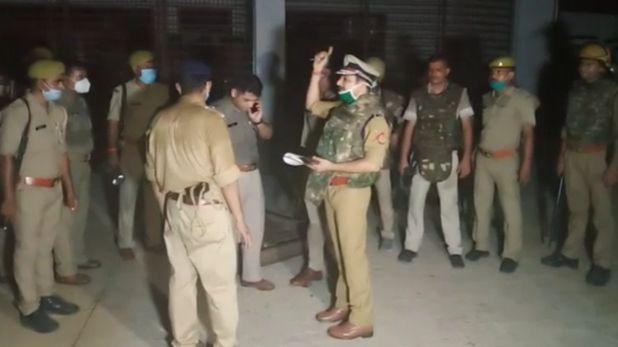 including co 8 policemen martyr, कानपुर में मोस्ट वांटेड बदमाश को पकड़ने गई पुलिस टीम पर अंधाधुंध फायरिंग, 8 पुलिसकर्मी शहीद