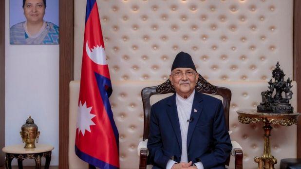 Nepal Political Crisis PM KP sharma oli, इस्तीफे के बढ़ते दबाव के बीच नेपाल के PM ने किया राष्ट्र को संबोधित, बोले- पार्टी में विरोध आंतरिक मामला