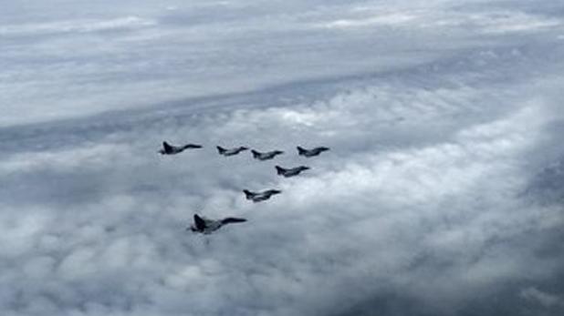 बालाकोट स्ट्राइक, IAF की रडार इमेज से समझिए अभिनंदन ने कैसे मार गिराया पाक का F-16