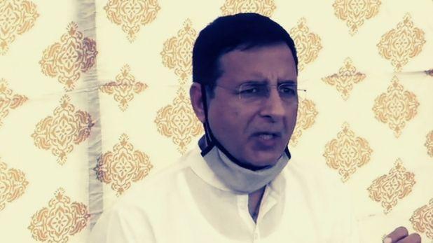 Randeep S Surjewala, पायलट BJP में नहीं जा रहे तो हरियाणा सरकार का सुरक्षा चक्र तोड़कर बाहर आएं : रणदीप सुरजेवाला