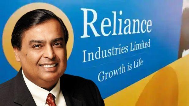 Reliance's market cap, 12 लाख करोड़ का Market Cap पार करने वाली देश की इकलौती कंपनी बनी Reliance