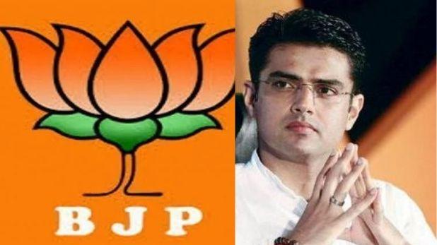 BJP not trapped in game plan of Pilot, सचिन पायलट के गेम प्लान में नहीं फंसी भाजपा: IANS-Cvoter स्नैप पोल