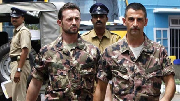 Italy seeks compensation from India, इटली ने अपने नौसैनिकों को जेल में रखने के बदले भारत से मांगा मुआवजा, UN ने दावा किया खारिज
