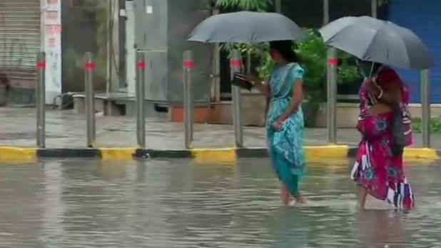 rain in Delhi-NCR gives relief from heat, Weather Update: मुंबई में हाई टाइड का अलर्ट, अगले कुछ घंटों में हो सकती है तेज बारिश