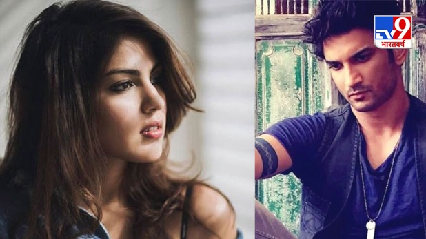 Sushant Singh Rajput, Rhea Chakraborty, Entertainment News